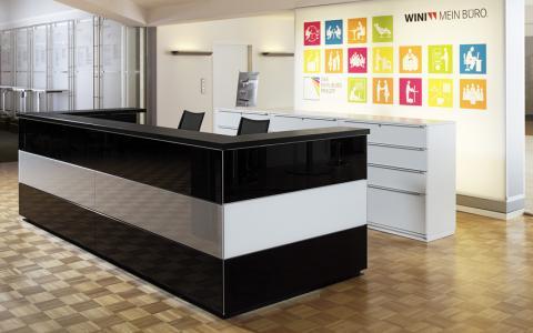 Empfang Mega Office Home Gmbh